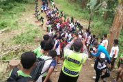 Dandim Tulungagung Hadiri Reboisasi Bukit Dondong
