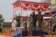 Kontingen Garuda Dapat Apresiasi Pemerintah Kongo