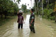 Provinsi Aceh di Guyur Hujan Sebagian Daerah Banjir