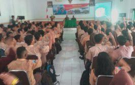 Dandim Kota Malang Sosialisasikan Penerimaan Calon Taruna & Taruni Akmil 2017
