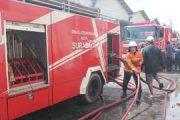 Dinas Damkar Imbau Warga Surabaya Waspada Kebakaran