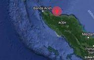 Gempa 5,6  SR Guncang Provinsi Aceh