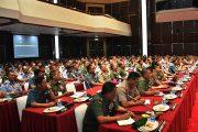 Panglima TNI Buka Rapim TNI 2017