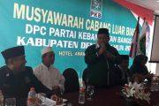 Wasekjen DPP PKB, H Fathan Subchi Apresiasi Terpilihnya H. Munhamir & Zayinul Fata