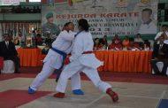 Pangdam V Brawijaya Buka Kejurda Karate