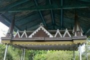 Punya Aji Pancasona, Makamnya 'Digantung'
