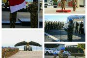 Prajurit Satgas TNI Konga Unifil 2016-2017 Menggelar Upacara Bendera