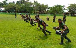 Raider Khusus 111 Harus Mempunyai Ketangkasan Jasmani