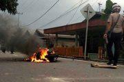 Sadis, Pemuda Ini Tewas Dibakar Temannya Sendiri di Sukabumi