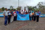 Kepsek SDN Sinjai Timur Studi Banding ke Kalimantan Timur