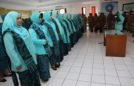 Lantik Tim Penggerak PKK Kecamatan, Wali Kota Berpesan Tiga Hal