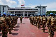 Panglima TNI :  Kontribusi TNI Dalam Misi Perdamaian Dunia Sangat Penting