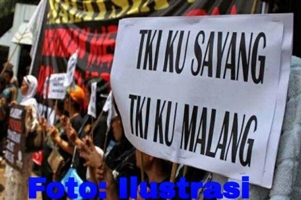 TKI Asal Ponorogo Yang Meninggal Di Malaysia, Karena Kanker Otak