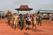 Tim COE Monusco Inspeksi Peralatan Satgas Kizi TNI Konga XX-N