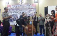 Ngobati Deso ( ngopi Bareng Temukan Inspirasi Desa ) Serta Launching Tampo Festival