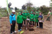 Yonkes 2 Kostrad Gelar Apel Hari Menanam Pohon Indonesia