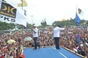 "Paslon Bupati Pulau Morotai "" Ali-Yuk"" Unggul Sementara"