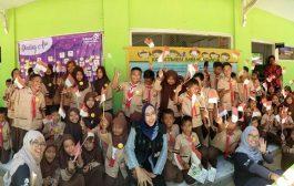 Telkom Peduli Pendidikan, Bagikan Buku di Kepulauan Madura