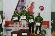 Prajurit Kostrad Raih Predikat Taekwondoin Best Of The Best