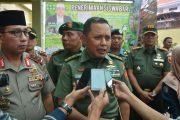Pangdam V/Brawijaya Dampingi Aster Panglima TNI di Seminar 2000 Santri