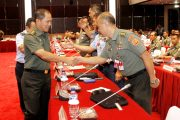 Kasum TNI : Pengadaan Alkomlek TNI Berdayakan Industri Dalam Negeri