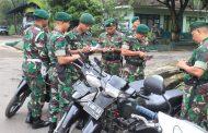 Hindari Kecelakaan, Prajurit Kostrad Cek Kesiapan Kendaraaan