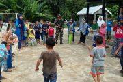 Satgas Kostrad Siap Adakan Rotasi Pengamanan Perbatasan RI-PNG