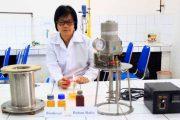 Biodiesel Ciptaan Dosen Ubaya Dipatenkan Kemenkumham