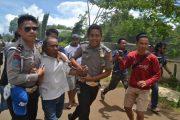 29 Orang Diduga Provokator Demo, Diamakan Petugas