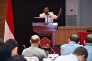 Kasum TNI : Rakorops TNI Harapkan Tercipta Kesinambungan Siklus Peningkatan Kemampuan TNI