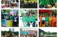 Ribuan Orang Ikut Andil Dalam Peringatan HPSN