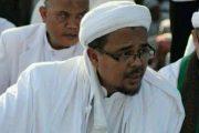 Habib Rizieq Dihadirkan Dalam Sidang Ahok