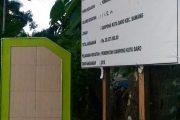 Ada Indikasi Mark Up Proyek ADD Gampong Kuta Baro Sawang