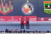 Gubernur Sumbar Hadiri Acara Peluncuran Pemain & Pelatih Semen Padang 2017