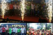 Batalyon Arhanudse-10 Selenggarakan Piala Sepak Bola Gagak Cup