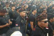 Ribuan Anggota Ormas, Tuntut FPI Dibubarkan