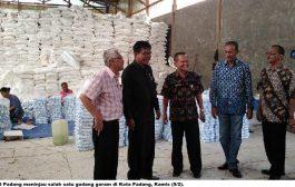 Sidak, Dewan Temukan Fakta Pasokan Garam Menipis di Kota Padang
