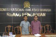 Manager Advokasi Walhi Maluku Utara Desak Komnas Ham