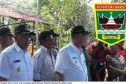 Wagub Sumbar Pantau Proses Pilkada di Mentawai