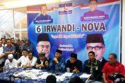 Pilgub Aceh,Pasangan Nomor Urut 6 Klaim Dirinya Unggul