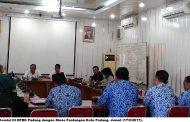 DPRD Padang Minta Dinas Perdagangan Tegas dalam Penataan Pasar Raya