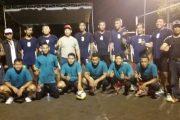 Gerimis, Liga Bola Voli HT CUP 2017 Perindo Surabaya Tetap Semangat Bertanding