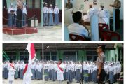 Sat Binmas Polres OKU Berikan Penyuluhan di SMK Negeri 2
