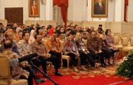 Presiden : Kita Harus Optimis Atas Perekonomian Tahun 2017