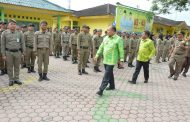Bupati Soekirman : Satpol PP Merupakan Cerminan Wibawa Pemerintah Daerah