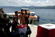 Usai Buka Tanwir Muhammadiyah RI Satu Resmikan Klinik Apung