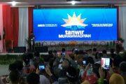 Presiden Jokowi Buka Tanwir Muhammadiyah Di Ambon