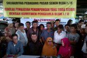 Pembagian TPS Tak Sesuai Komitmen, Pedagang Eks Kebakaran Pasar Senen Blok 1 dan 2 Akan Ngadu ke DPRD