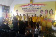 Pidato H.A.M Nurdin Halid Musda Golkar, Gerbang Kesejahteraan Untuk Membawa Perubahan