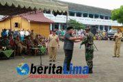 Kodim 0823 Bersama Pemkab Situbondo Jalin Kemitraan Dengan Ponpes Melalui Karya Bakti